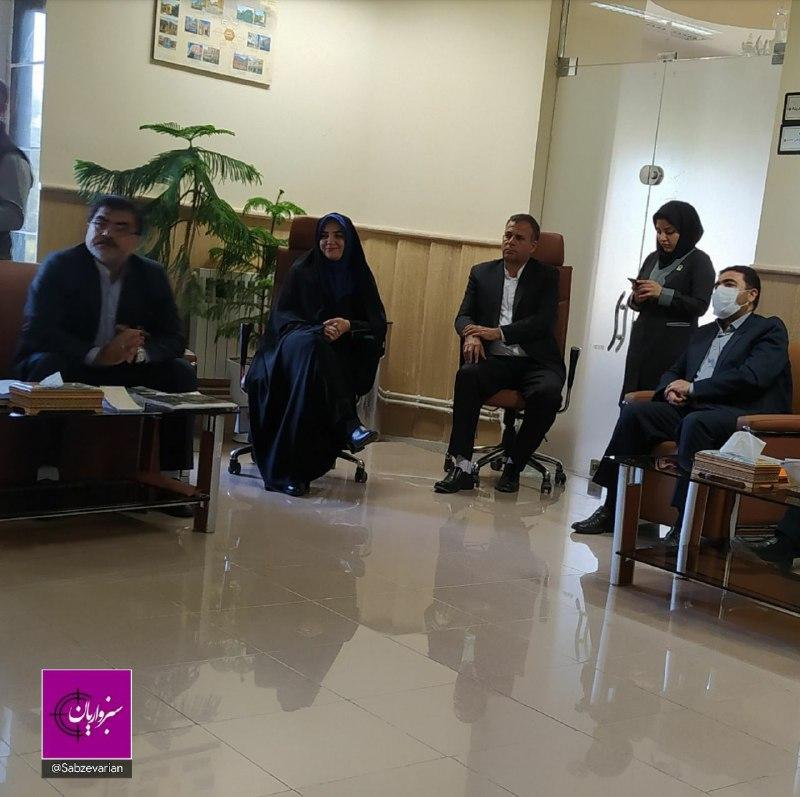 جلسه شورای اسلامی شهر سبزوار در حضور شهردار به حاشیه کشیده شد