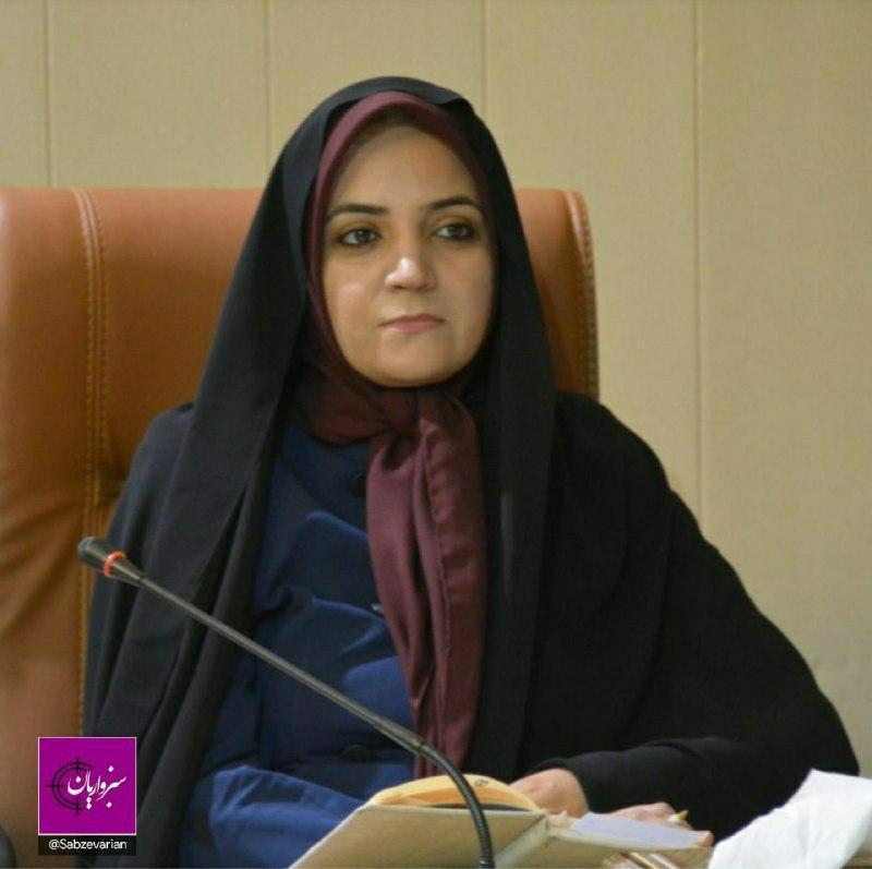 زهرا بخشی: روا نیست راه سلامت زنان سبزوار به بنبست کشانده شود