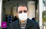 در پی گزارشهای سبزواریان، دستگاه اکسیژنساز بیمارستان واسعی راهاندازی شد